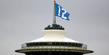 12th Man Space Needle